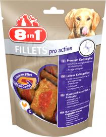 8 in 1 Fillets PRO ACTIVE S jutalomfalat