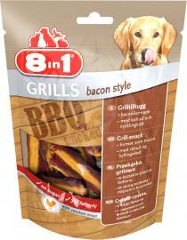 8 in 1 Grills Bacon Style jutalomfalat