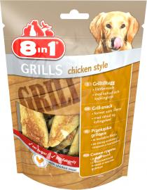 8 in 1 Grills Chicken Style jutalomfalat