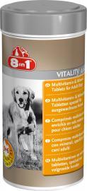 8 in 1 Multivitamin Adult, vitamin tabletta felnőtt kutyáknak, 70 db / 150 g