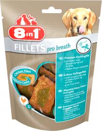 8 in 1FILLETS PRO BREATH S jutalomfalat