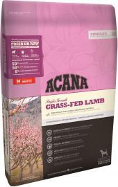 Acana Singles Grass-Fed Lamb szárazeledel kutyáknak, kizárólag új-zélandi bárányhússal, az összes fajta részére, bármilyen életszakaszban, eledelallergiás kutyáknak is