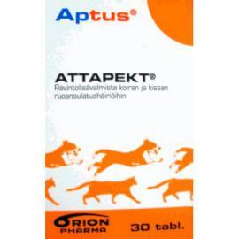 Aptus Attapectin tabletta az emésztés elősegítésére, kutyák és macskák részére 30 db-os