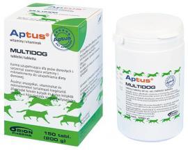 Aptus Multidog tabletta kutyák részére, 150 db