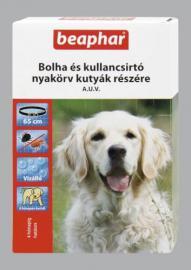 Beaphar bolha és kullancs elleni nyakörv Kutyáknak, 4 hónapos védettséggel 65 cm