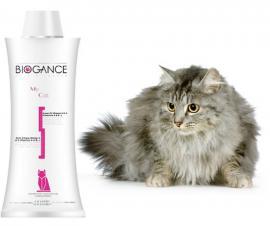Biogance My Cat Shampoo - sampon macskák és kölyökmacskák részére 4 féle kiszerelésben