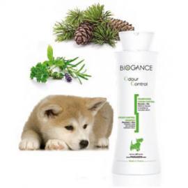 Biogance Odour Control shampoo- Szagsemlegesítő sampon  kutyák és macskák  részére 4 féle kiszerelésben