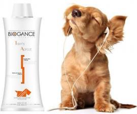 Biogance Tawny Apricot Shampoo - Sampon barack és homok színű kutyák és macskák részére 4 féle kiszerelésben