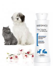 Biogance Xtra Volume Conditioner - Kondícionáló sűrű szörzetű kutyák és macskák  részére 4 féle kiszerelésben