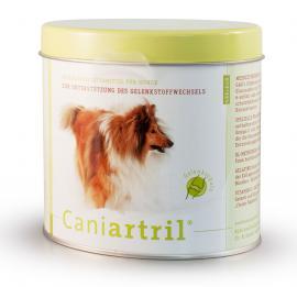 Caniartril pulvis kötőszövet regeneráló készítmény kutyák részére 200 g-os