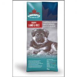 Chicopee Puppy Lamb&Rice száraz eledel kutyáknak