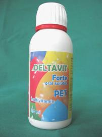 Deltavit Forte vitamin és ásványianyag tartalmú folyadék díszamadarak és galambok részére 100 ml