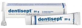 Dentisept Gingimed gél fogkövesség, és ajakgyulladás kezelésére kutyák részére 20 g