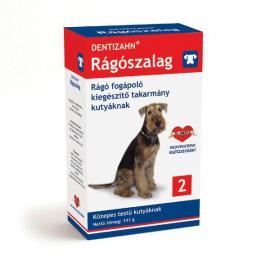 Dentizahn 2 rágószalag közepes testű kutyák részére