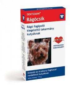 Dentizahn rágócsík kistestű kutyák részére