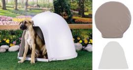 Dogloo Indigo Giant (123 x 119 x 94 cm) óriás testű kutyáknak 90 kg-ig