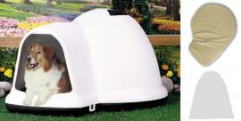 Dogloo Indigo Large (111 x 86 x 66 cm) kutyatömeg 34 kg-ig