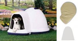 Dogloo Indigo Medium (95 x 77 x 58 cm) kutyatömeg 20 kg-ig