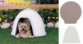 Dogloo Indigo Small XT (66 x 64 x 47 cm) kistestű kutyáknak
