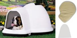Dogloo Indigo X-Large (131 x 100 x 76 cm) kutyatömeg 60 kg-ig