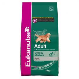 Eukanuba Adult Medium Breed száraz táp közepes testű felnőtt kutyáknak