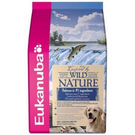 Eukanuba Adult Wild Nature Salmon száraz táp lazaccal felnőtt kutyáknak