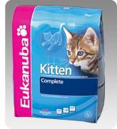 Eukanuba Cat Kitten száraz táp kölyök cicáknak