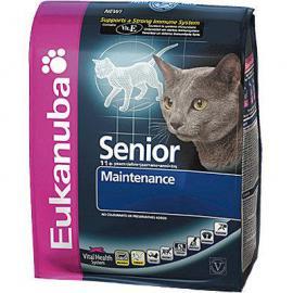 Eukanuba Cat Senior száraz táp idős cicáknak