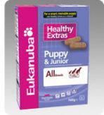 Eukanuba Dog Healthy Extras Puppy kutyakeksz kölyök kutyáknak