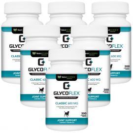 GF 600 Glyco Flex 600 tabletta Táplálékkiegészítő az izületi porcok és egyéb kötőszöveti elemek egészséges fejlődésének támogatására, valamint idő előtti elöregedésének megakadályozására 120 db