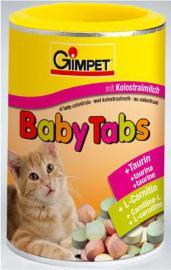 Gimpet Baby Tabs kölyökcica vitamin 250 db-os