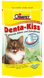 Gimpet Denta-Kiss vitaminos fogtisztító jutalomfalat 50 g-os
