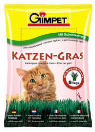 Gimpet Katzen Gras zacskós macskafű