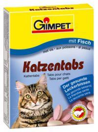 Gimpet Katzentabs halas vitamin drops 50 db-os