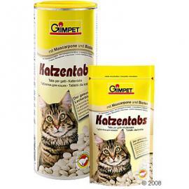 GIMPET Katzentabs Mascarpone vitamin 50gr, 350 db