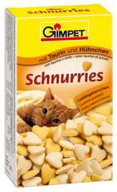 Gimpet Schnurries csirkés-taurinos vitamin szivecske