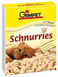 Gimpet Schnurries taurinos vitamin szivecske
