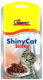 GIMPET Shinycat Sticks lazaccal  4 db