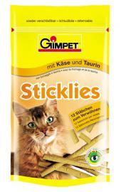GIMPET Sticklies ropi sajtos 48 gr
