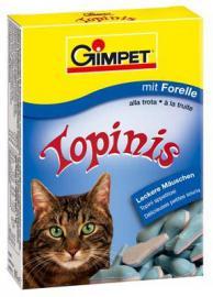 Gimpet Topinis mit Forelle pisztrángos-taurinos egérke alakú vitamin