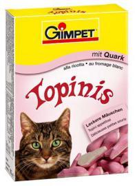 Gimpet Topinis mit Quark túrós-taurinos egérke alakú vitamin