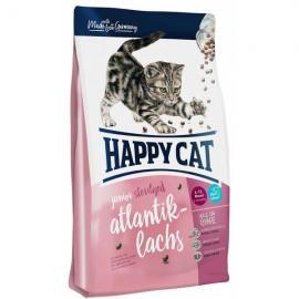 HAPPY CAT Fit&Well JUNIOR STERILIZED Lazac száraz eledel 6-12 hónapos ivartalanított cicáknak