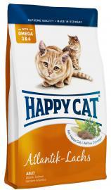 HAPPY CAT Adult Atlantik-Lachs száraz eledel lazachússal felnőtt cicáknak