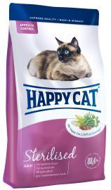 HAPPY CAT Fit&Well Adult Sterilised száraz eledel ivartalanított felnőtt cicáknak