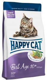 HAPPY CAT Fit&Well Best Age 10+ Senior száraz eledel idős cicáknak