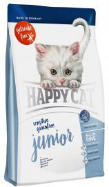 HAPPY CAT Fit&Well Grainfree Junior gabonamentes száraz eledel kölyök cicáknak 5 hetes kortól