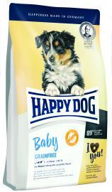 HAPPY DOG BABY GRAINFREE Gluténmentes eledel burgonyával, érzékeny kölyökkutyáknak. 4 hetes kortól,