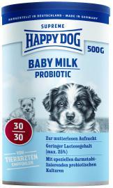 HAPPY DOG Baby Milk Probiotic tejpor anyakutya nélküli felneveléshez