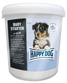 HAPPY DOG Baby Starter magas minőségű teljes értékű táp granulátum elválasztási időszakban