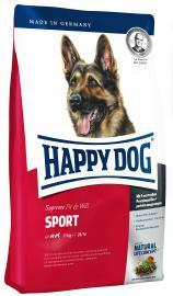HAPPY DOG Fit&Well Adult Sport száraz táp nagy mozgásigényű felnőtt kutyáknak